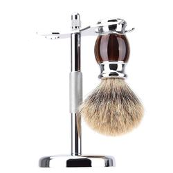 Top Selling Premium Badger Shaving Brush Private Label And Mens Shaving Brush Wholesale