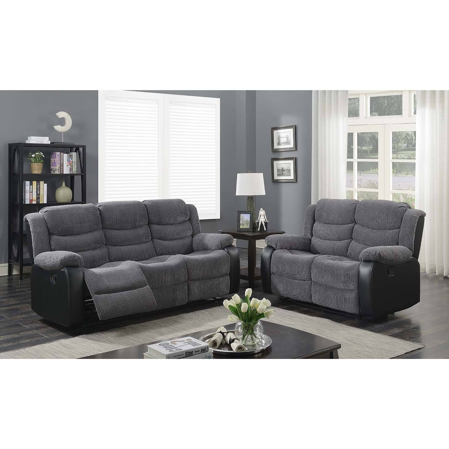 Hot Sell Sectionals Reclining Sofa Comfortable Leather Recliner Sofa Set Living Room Furniture Sets Couch Living Room Sofas