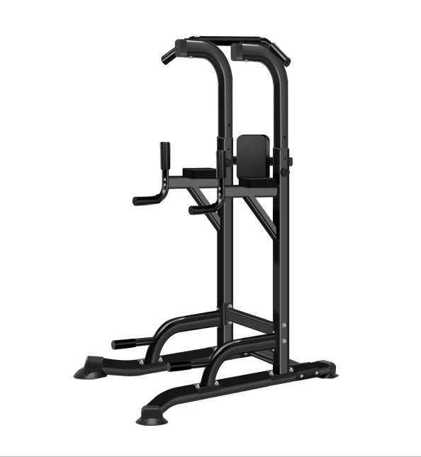 2020 Vivanstar ST6677 Multi Power Tower Strengthen Training Bench Press Adjustable Pull Up Station With Sit Up Bench