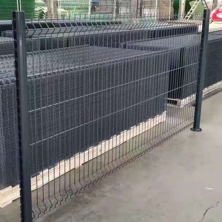 Factory Price Galvanized 3D Welded Wire Mesh For Fence Panel
