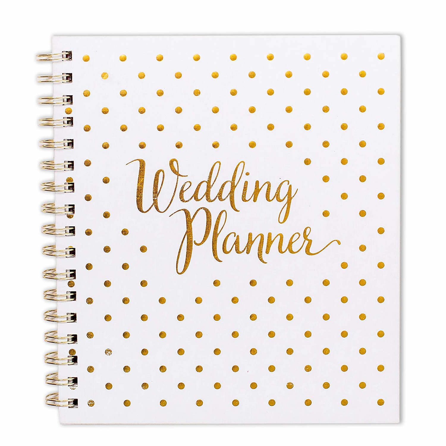 Custom-made Wedding Budget Planner Bridal Planning Book Journal Organising Diary