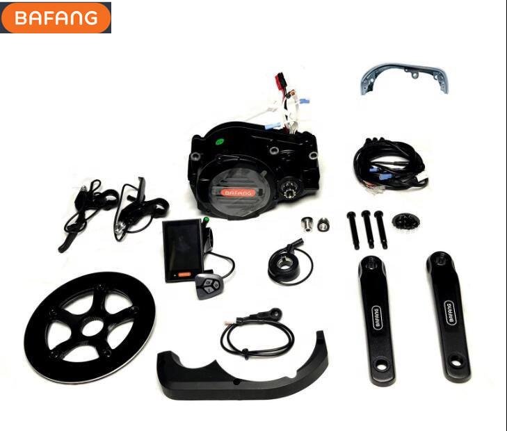 Bafang MM G510 48V 1000 Ultra Electric Bike Mid Drive Motor E-bike Motor Kits on Sale