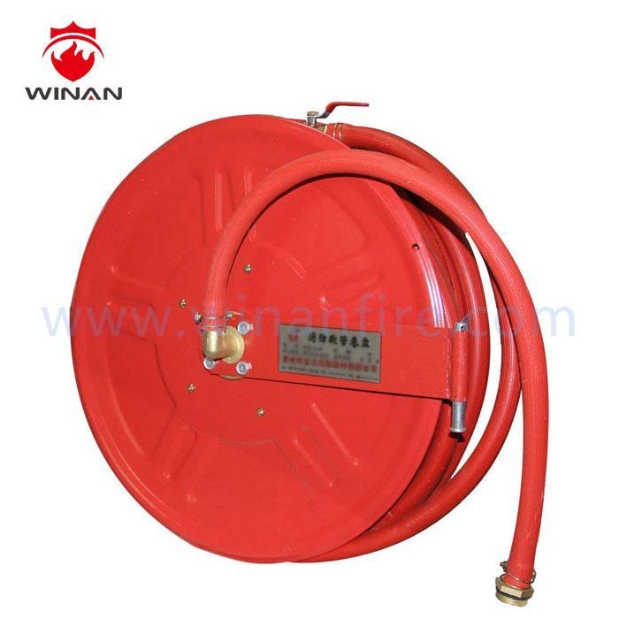 Горячий продавать высокое качество катушка пожарного шланга для тушения пожаров