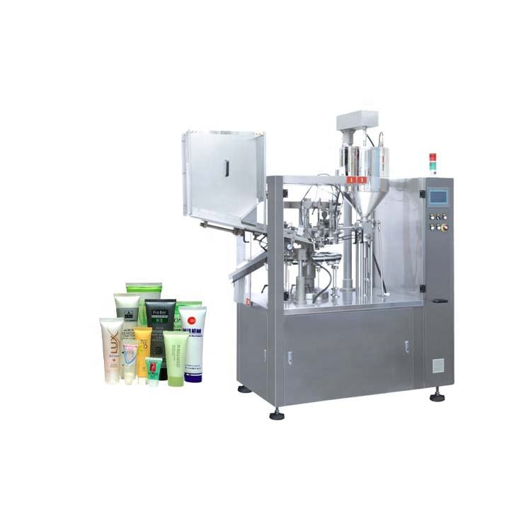 LTRG-60 Factory price toothpaste tube making filling sealing machine