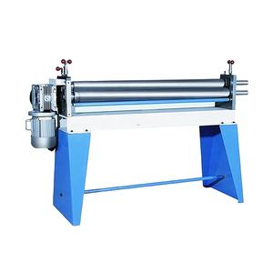 Electric Mechanical 3 Sheet Metal Roller Bending Machine
