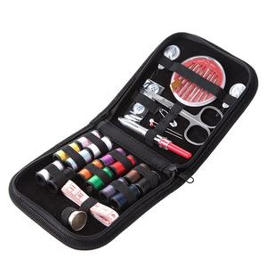 Travel Sewing Machine Tools Bag Mini Hand Craft Kit Set Wholesale Thread Bobbin Kits Accessories Tool for Adults