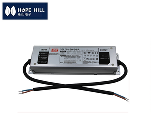 Asli Mean Well ELG-100-24 Tegangan Konstan 100W 24V Power Supply LED Driver