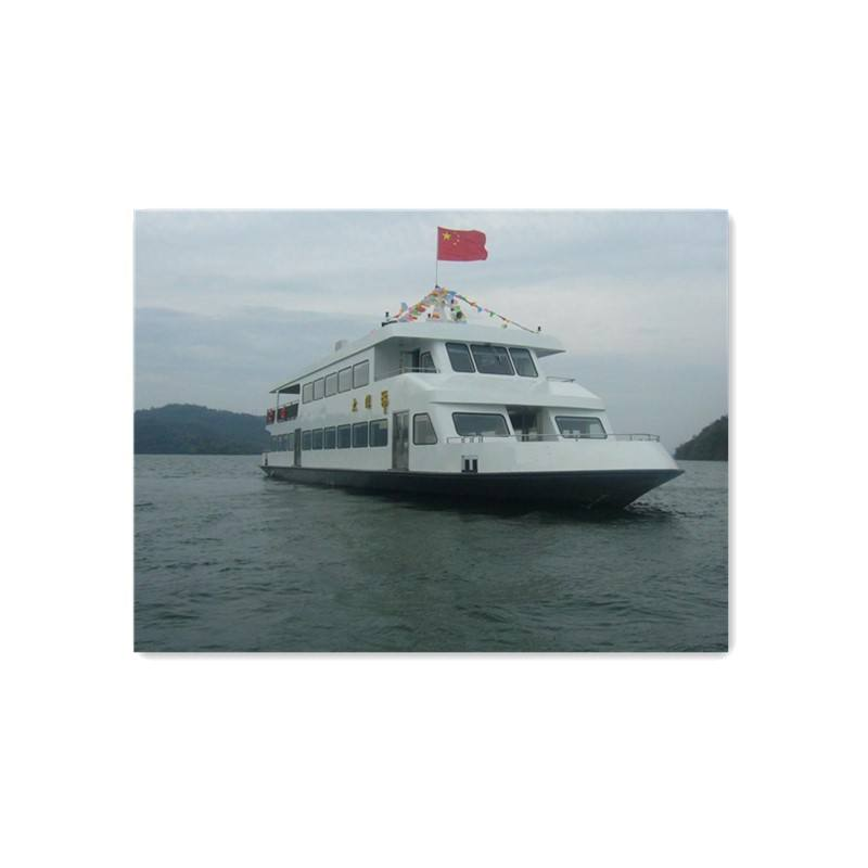 Grandsea 38m Steel 200 persons Coastal Sea River Ferry Catamaran Passenger Boat for sale