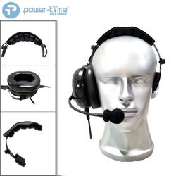 Outdoor Professional Duplex headset for security service supplier