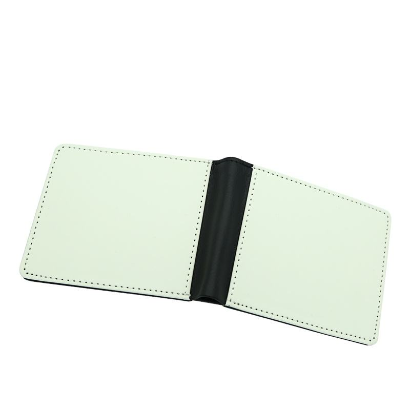2020 new Sublimation Blanks, Blank Sublimation Wallet, Sublimation Mens Wallet Double Sided Printing Wallet