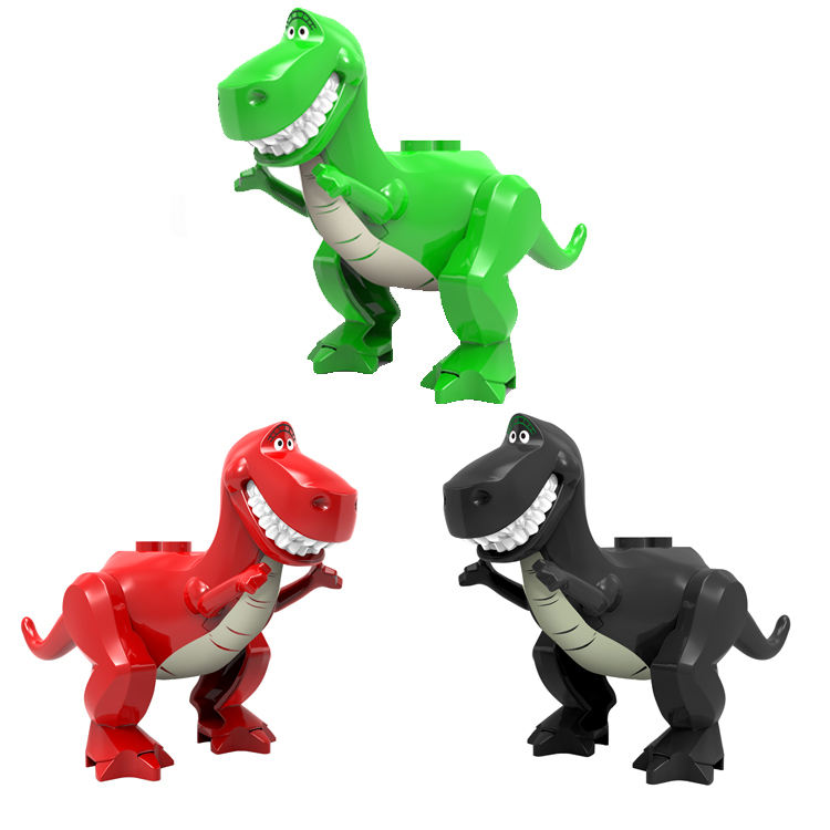 Plastic <span class=keywords><strong>Lego</strong></span> Bouwstenen Speelgoed Dinosaurus <span class=keywords><strong>Lego</strong></span> Bricks Dino Model Speelgoed