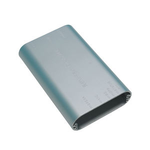 Small Electronic Enclosures External HDD Aluminium Enclosure With Anodizing Finish Treatment