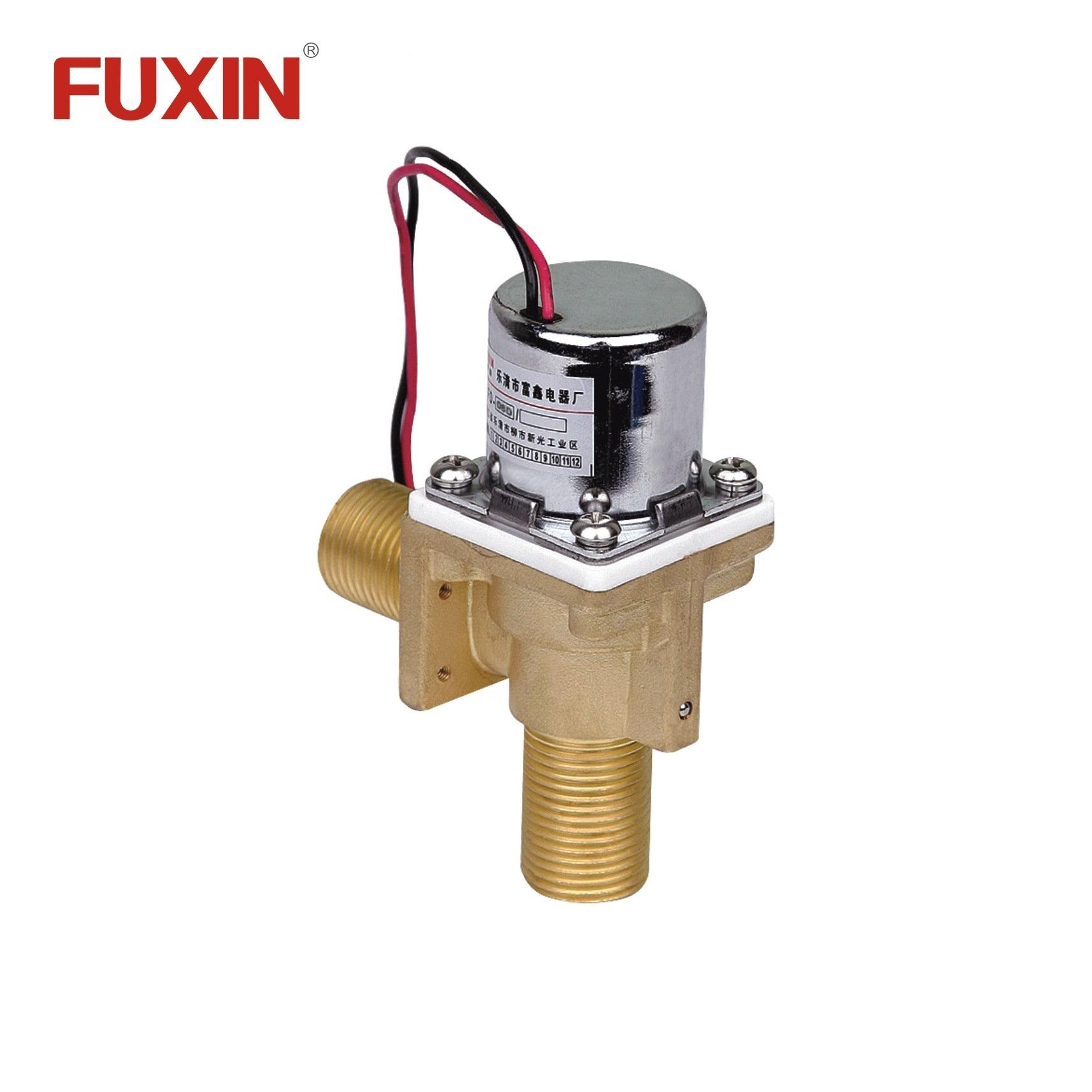 90 degree brass solenoid valve 12v 1/2 inch electric water valve actuator