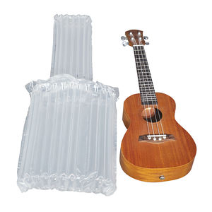 Air Column Bag For Acoustic Electric Guitar Protection Air Dunnage Bubble Bag Wrap Packing