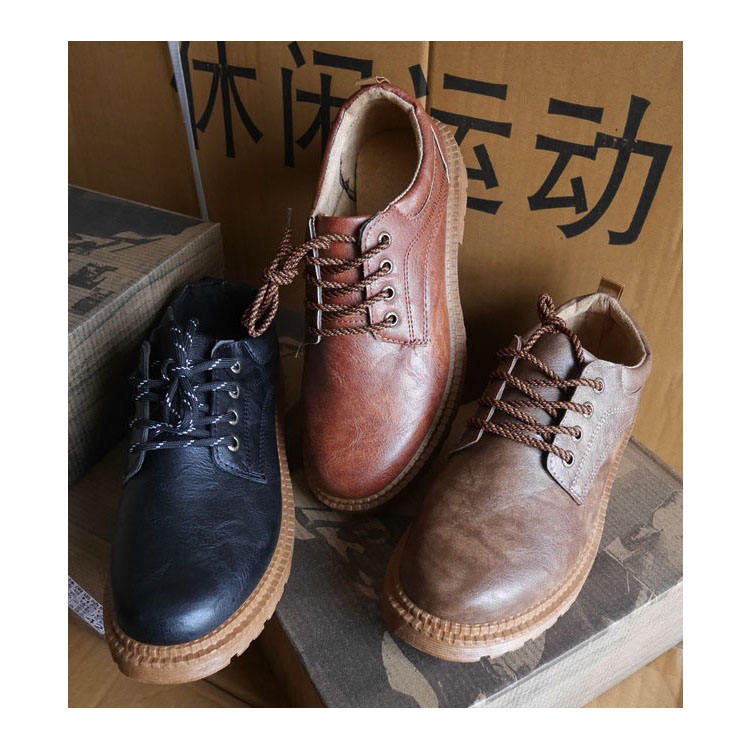 Wenzhou Shoe Factory Made China Oxford Zapatos Cuero Hombres Men's Dress Shoes Business Leather Shoes Men H503