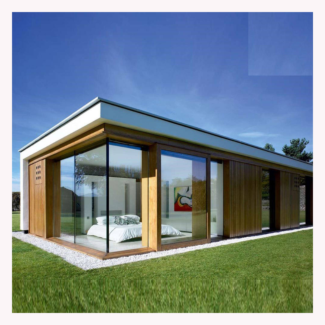 CBMMART cheap modern prefab house plan prefabricated houses container chinese home made video