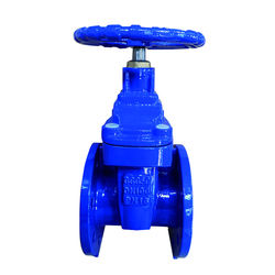 Size 2 inch DN50 metal brass seal non - rising stem carbon steel sluice gate valve price for drinking water