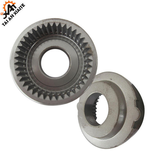 customized powder metallurgy process inner gear ring metal parts