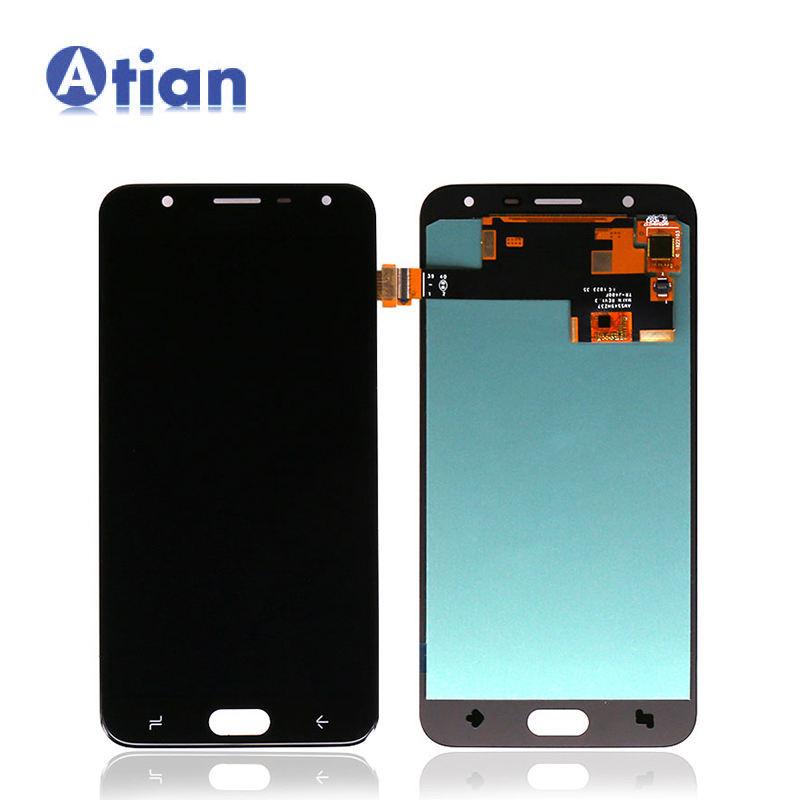 Pour Samsung J4 LCD pour Samsung pour Galaxy J4 J400 D'affichage À CRISTAUX LIQUIDES Convertisseur Analogique-Numérique D'écran