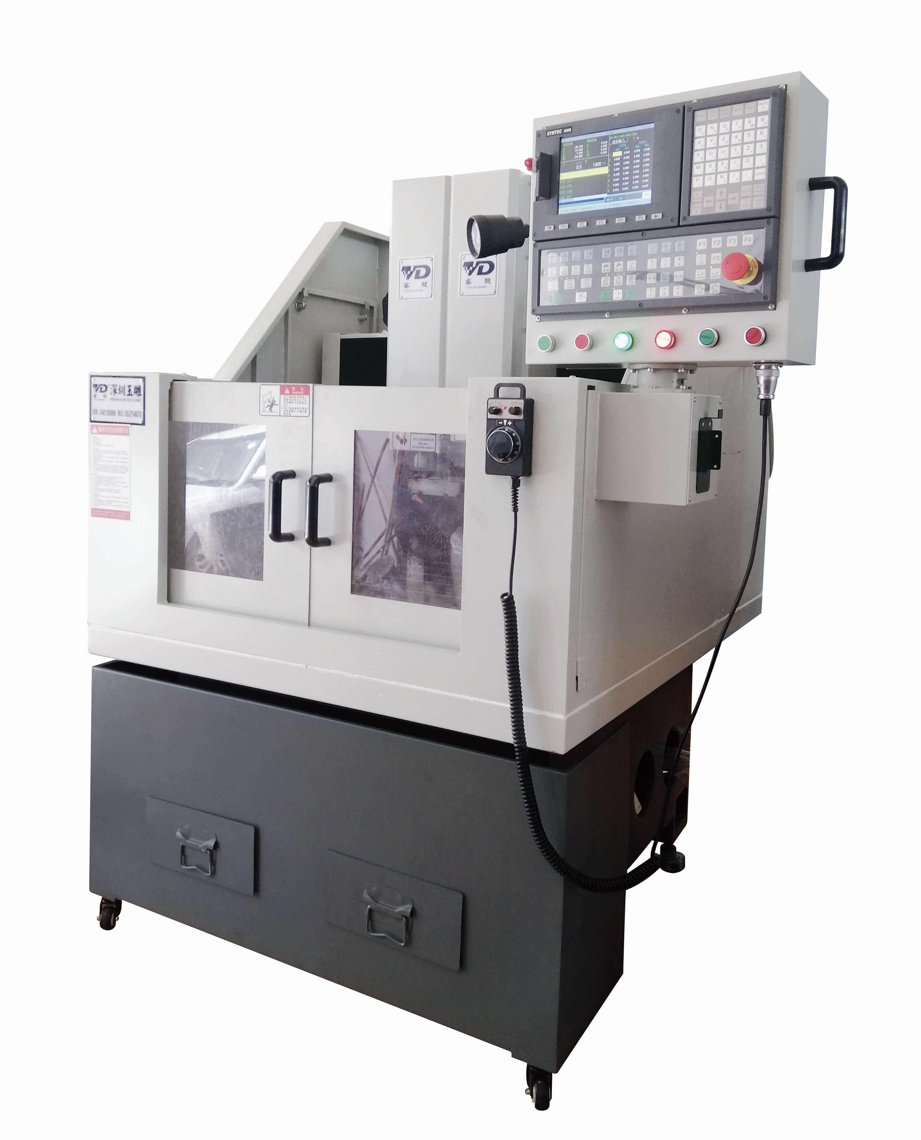 Homemade 2 axis CNC mill engraving milling machine for sale CNC milling machine China supplier