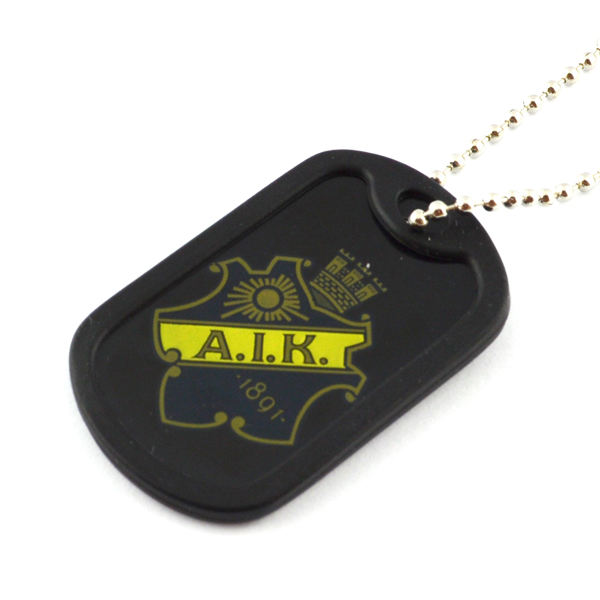 12Years Manufacturer Professional Sublimation Silver Plated Metal Dog Tag Pet Id Charm