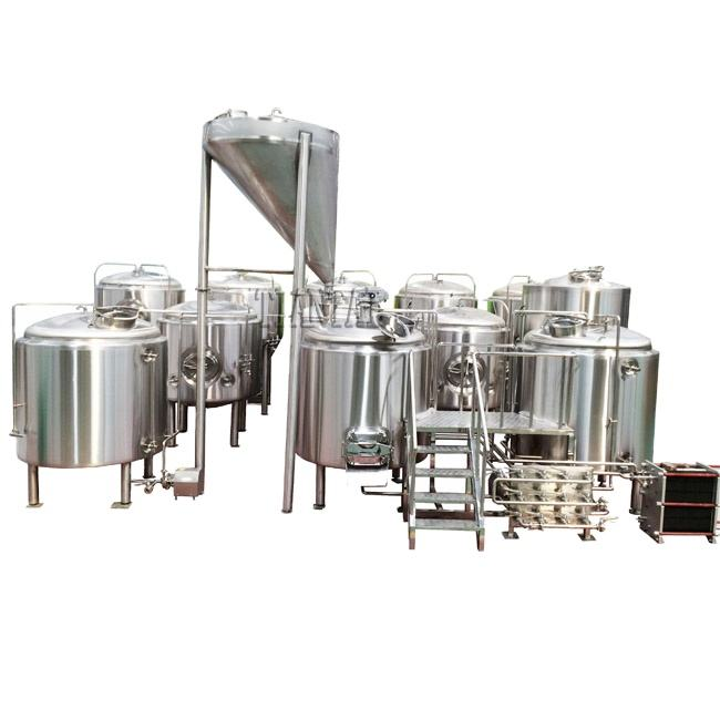 Cider making equipment 1000L beer fermenting machine for brewing beer