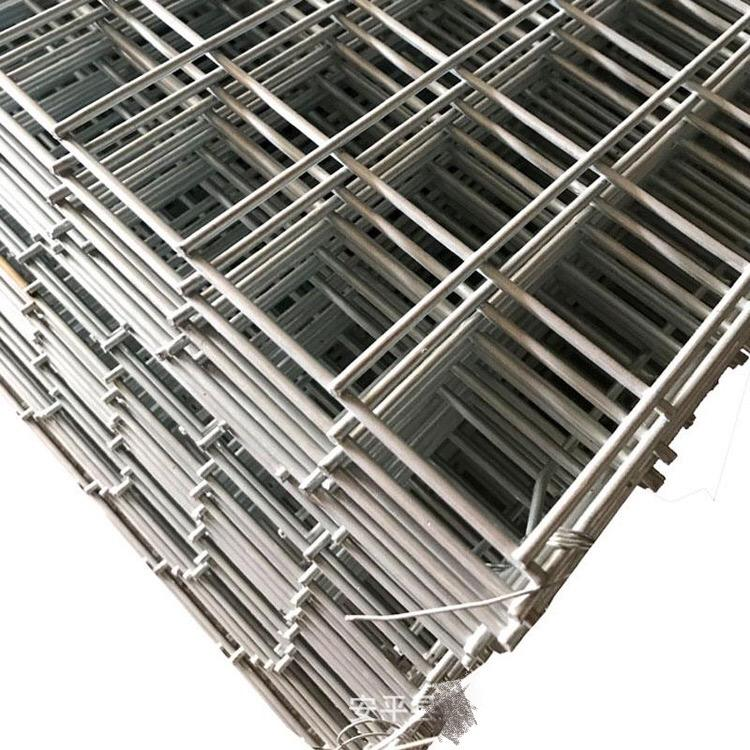 Hot Dipped Galvanised Welded Wire Mesh Panel With Manufactory