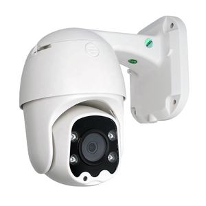 IP 66 AHD HD-SDI Kamera CCTV Outdoor Dome HD 1080P Speed Dome Kamera Keamanan Inframerah