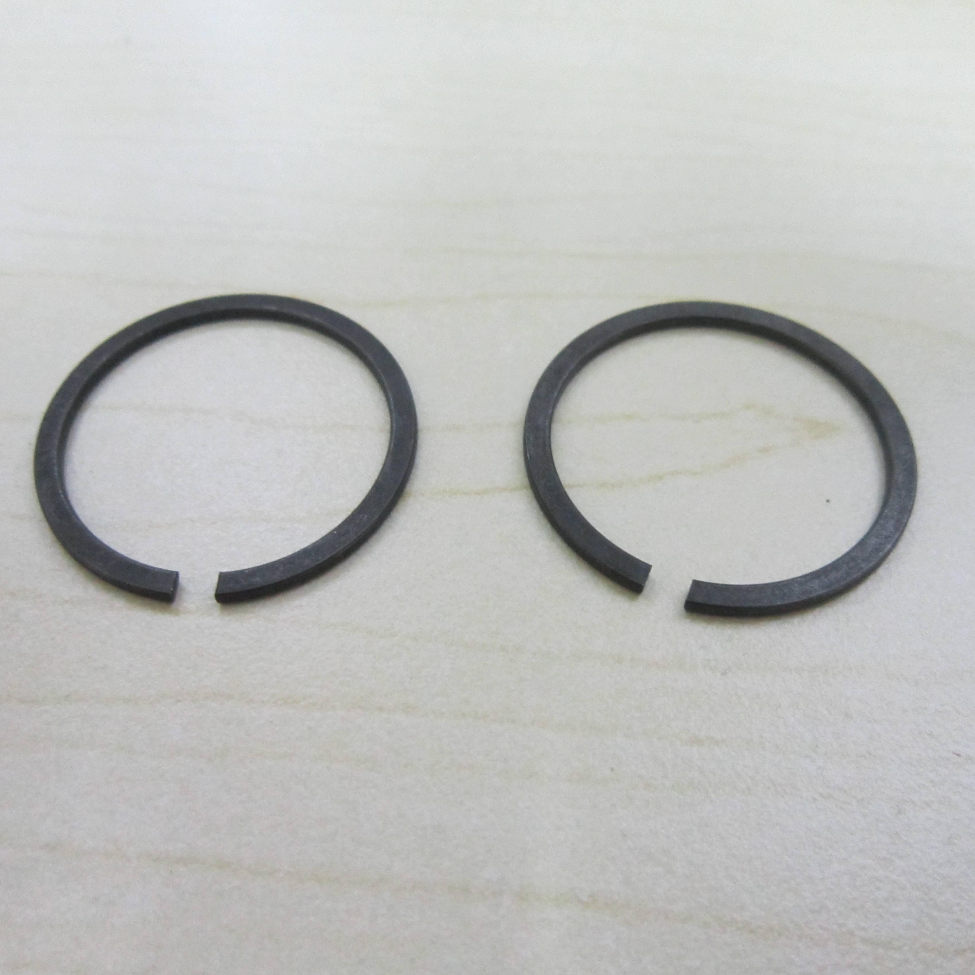 M55 External Snap Rings Metric 50 pcs Spring Steel DIN 7993A