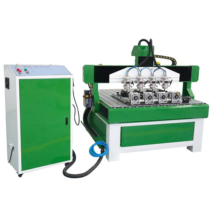 High speed 4 spindles cnc router for wood working cnc wood router woodworking carving machine