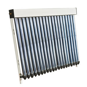 Project Heat Pipe Solar Collector System /Solar Water Heating Project Type Vacuum Solar Energy System