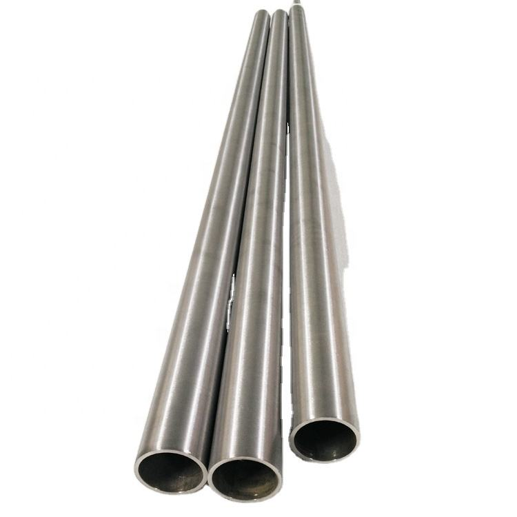 Factory price for gr2 titanium seamless tube for chemical industry