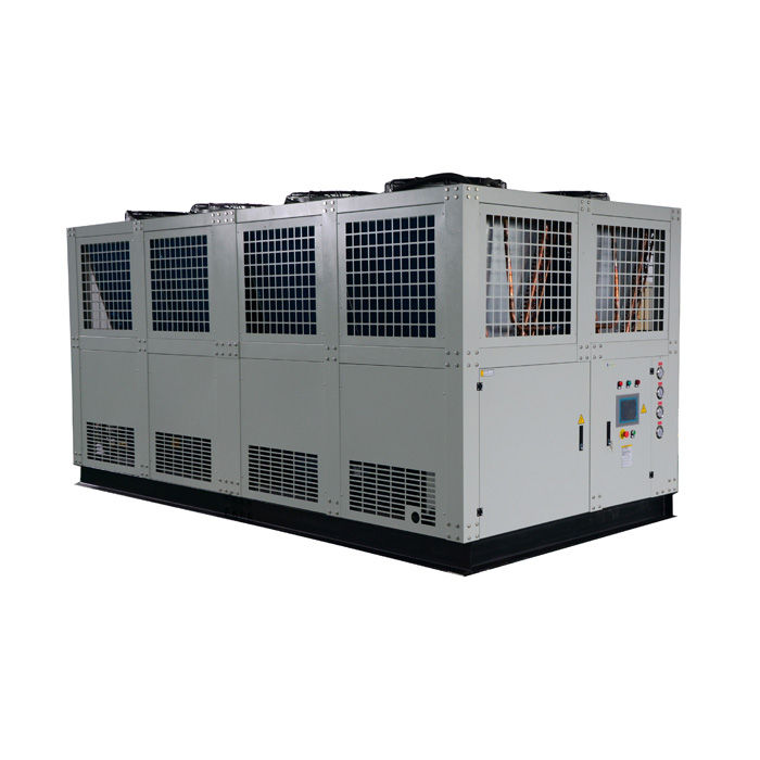 High Quality PE Extrusion Cooling Chiller 50hp 40Tons Industrial Water Chiller Manufacturers