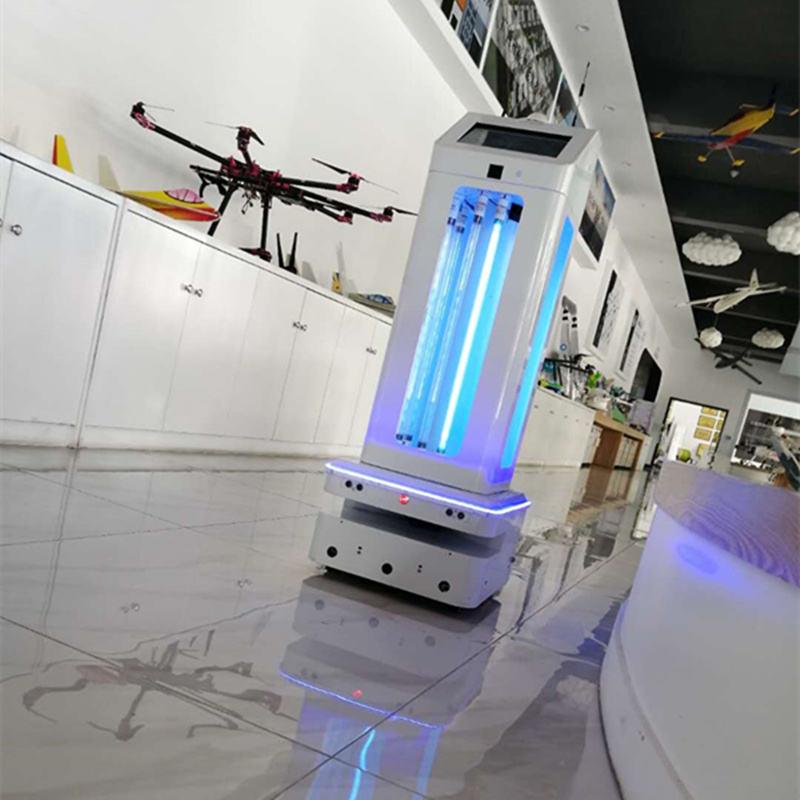 disinfection robot/auto disinfection robot/<span class=keywords><strong>uv</strong></span> disinfecting robot