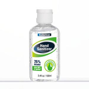 100ML Aloe vera hand sanitizer Hand washing soap Liquid hand sanitizer