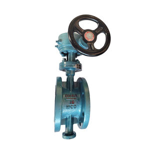 China Cheap Price High Performance Triple Offset Butterfly Valve With Drawing
