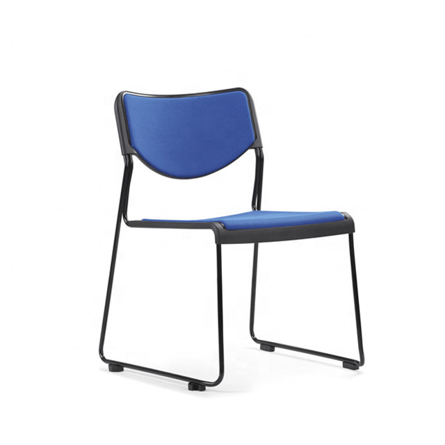 Plastic Material and Commercial Furniture General Use chairs stackable for conference hall