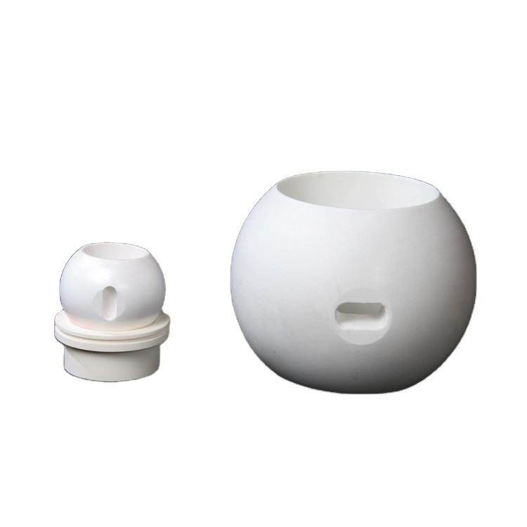 ceramic ball with hole Zirconia material