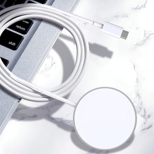 Magnetic Wireless Charger Mobile Phone Magsafe For Iphone 12