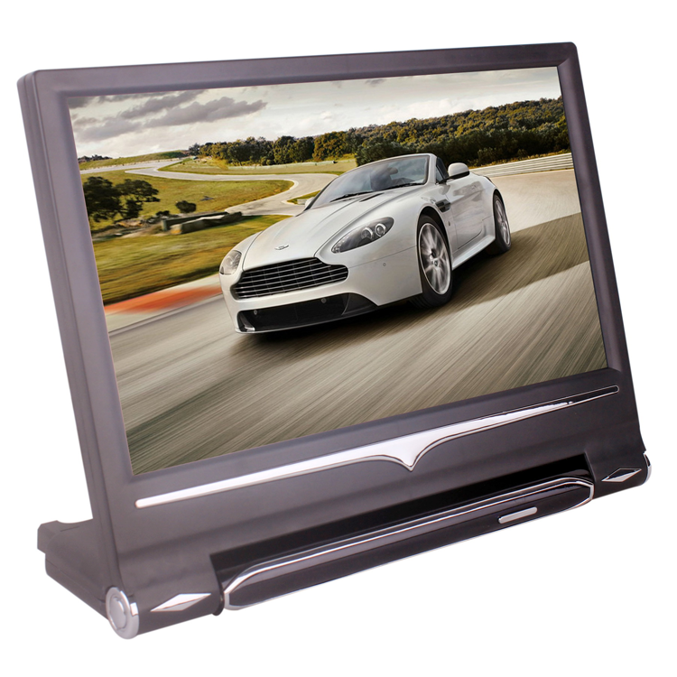 9 Inch Entertainment Display Dedicated Back Seat Car Headrest Monitor