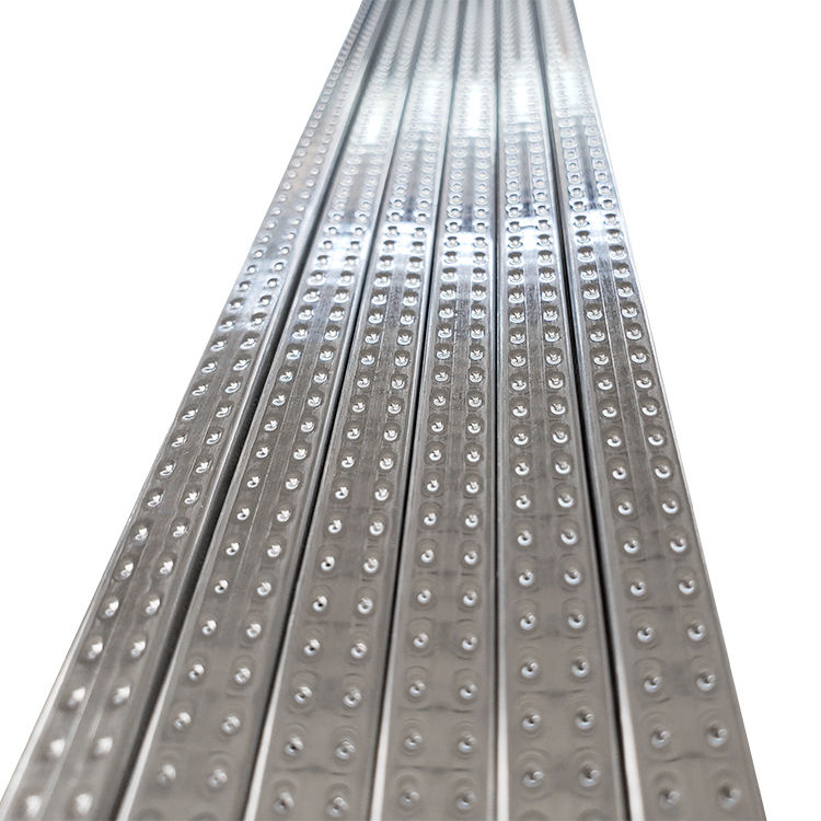 High frequency welding Double Glazing Glass Aluminum Spacer Bar for doors and windows