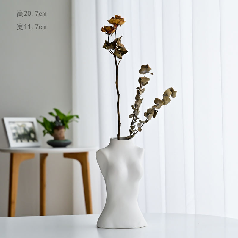Custom home decor ceramic vases with vase placement Chinese manufacturers wholesale