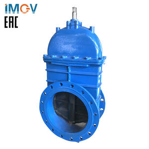 48 inch Factory Direct Sale GOST standard Cast iron soft seal gate valve