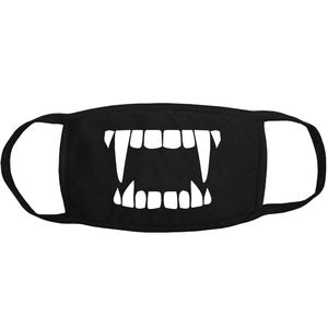 Maskerade/Kerst/Rollenspel Levert Masker Spot Custom Oem Leuke Anime Patroon Party Masker Unisex Herfst En winter Warm