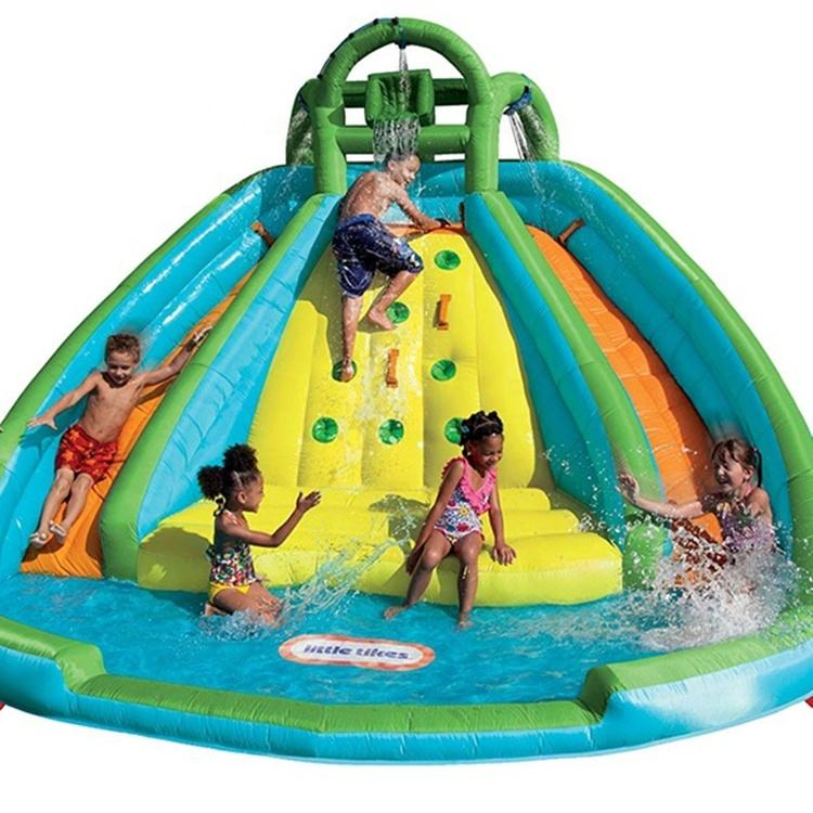 Home use inflatable toys inflatable water slides slide for kids