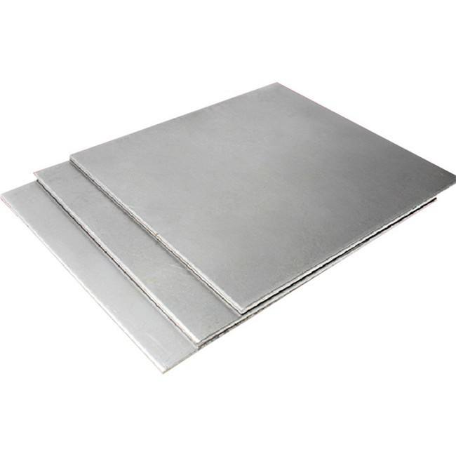 ASTM B265 0.5-0.6mm Thickness Pure Titanium Sheet /Plate In Stock