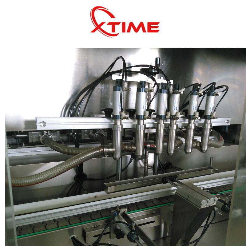 Packing And Sealing Machine Honey Tomato Paste Filling Sealing Packing Machine