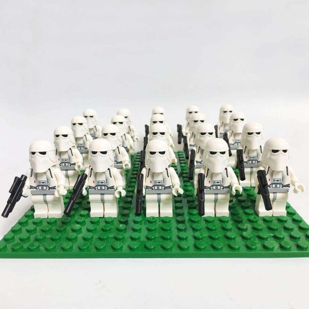 Snowtrooper - Star Wars 8129 7749 7879 LEGO minifigure sw115