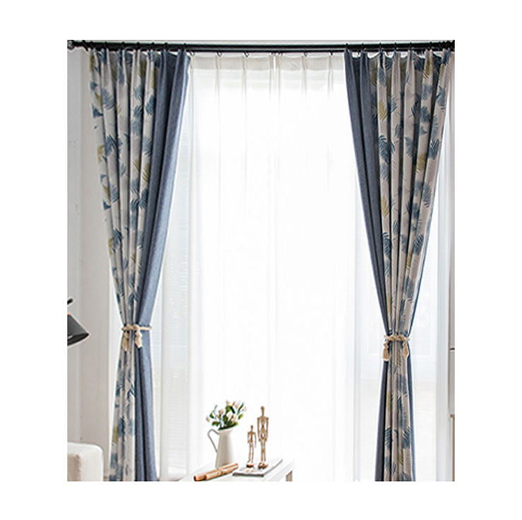 Wholesale Summer Classic Cool Bamboo Curtain For Skylight and Bay Window