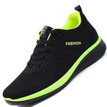 Factory wholesale cheap breathable black sport running men sneakers